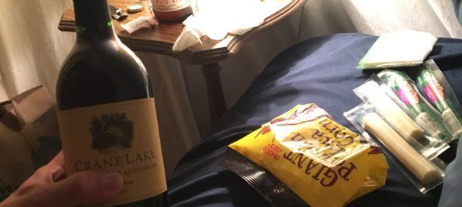 【アメリカ】カリフォルニア産赤ワイン/超レア『MOONX』