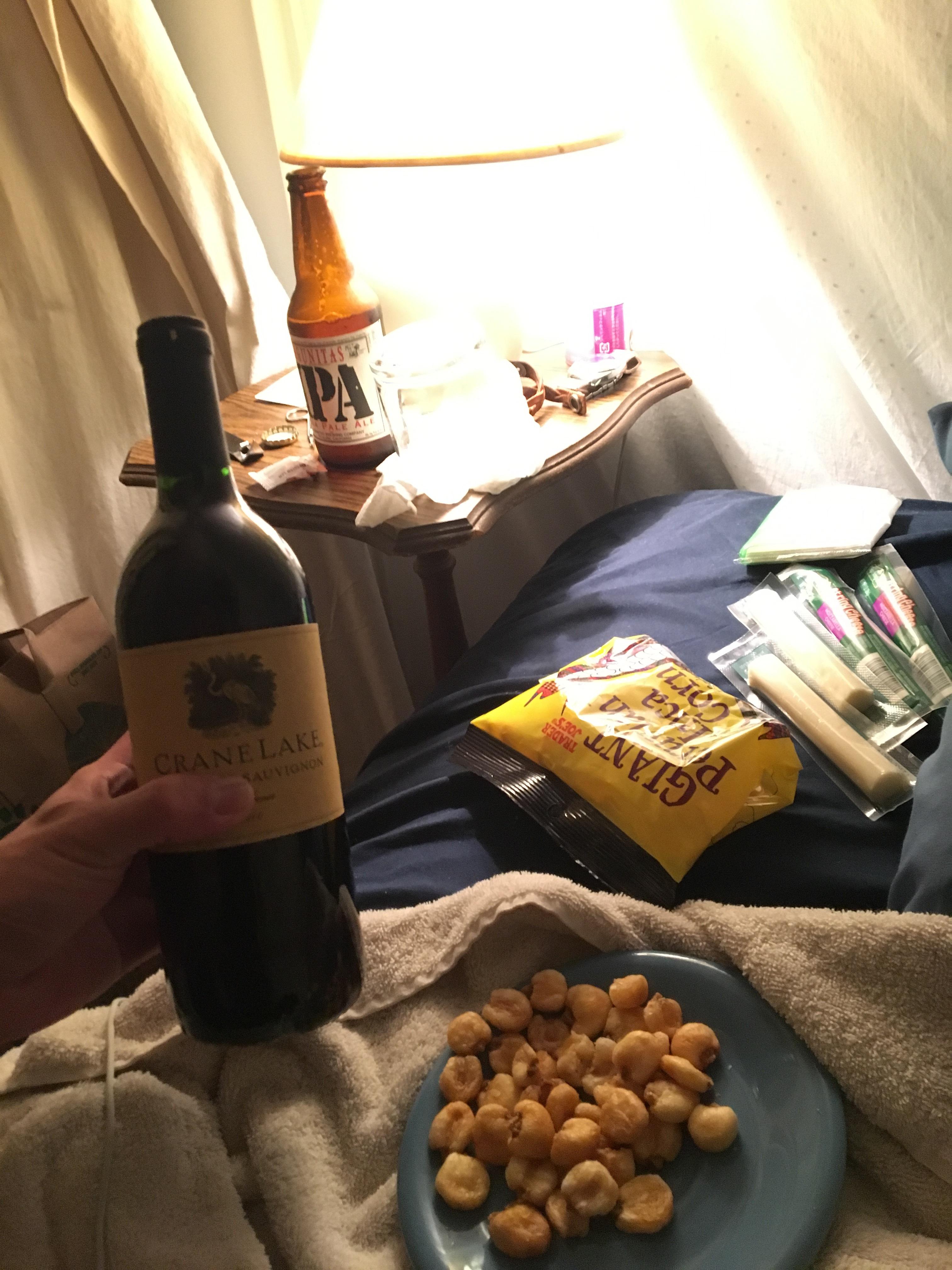 クレイン・レイク カベルネ・ソーヴィニョン [ 赤ワイン アメリカ合衆国 750ml ]