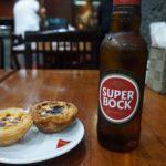 マカオで念願のポルトガル・ビール