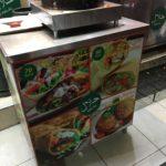 バンコクで美味しいケバブを食べました