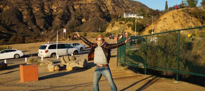 地元民だけが知っている穴場のハリウッドサイン