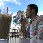 ロサンゼルスでタバコの吸えるカフェ