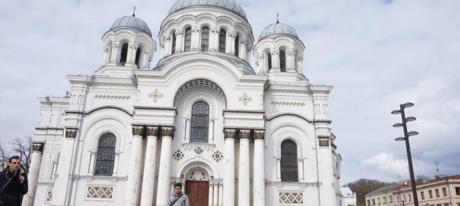 【現在・東欧傷心旅中】リトアニア・二日目
