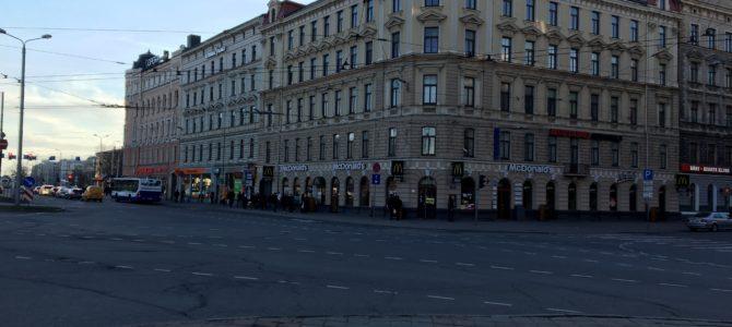 バルト三国・ラトビアの首都【リガ】の異様な街並み