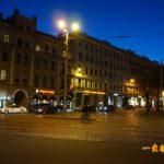 バルト三国・ラトビアの首都【リガ】の夜の街