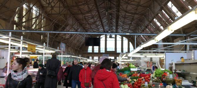 ラトビア・リガにある最高の中央市場マーケット(Riga Central Market)