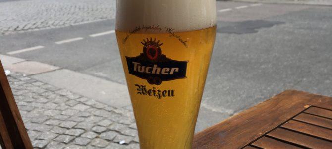 【北欧・東欧・中欧 】美味しかったビール・ランキング 第3位 ドレスデンで飲んだ生ビール