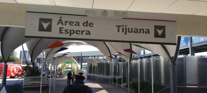 【2018年】ロサンゼルスからティファナの入国と出国について