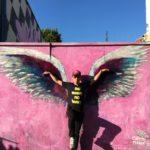 【ロサンゼル】2018年・超インスタ映えスポット『天使の羽~Angel Wings~』