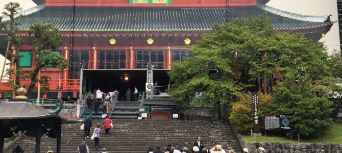 新宿から2時間でいける日光・東照宮の旅
