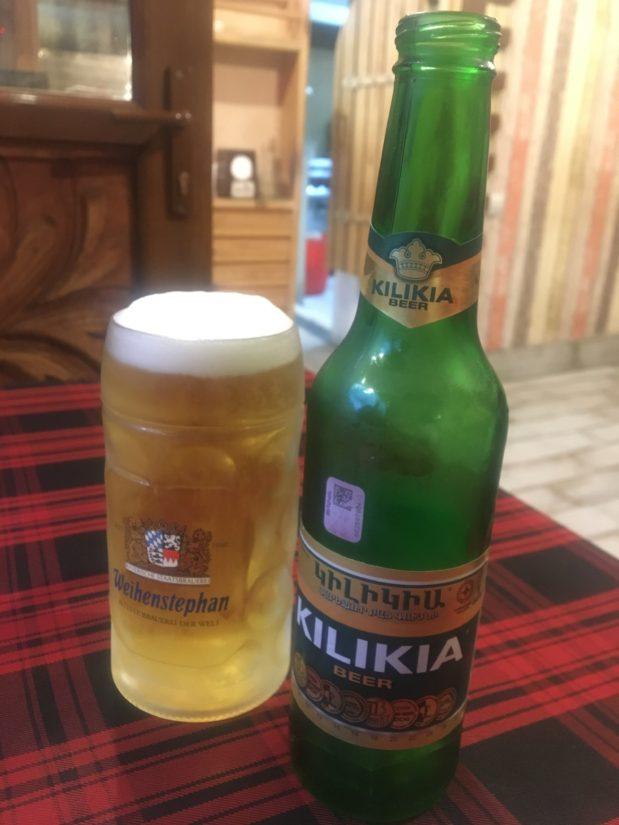 アルメニアで代表的なビールらしいです。