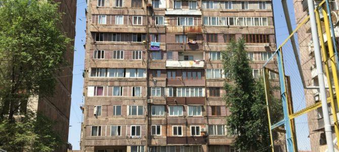 【アルメニア】エレバンで町散歩