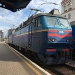 モスクワからキエフ・寝台列車で12時間の旅