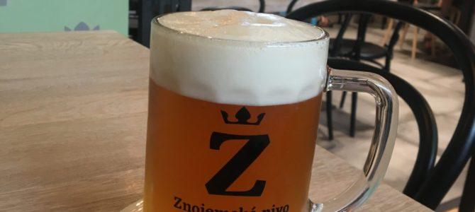 【チェコ・ズノイモ】ワインだけじゃない美味しいクラフトビール